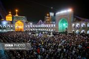 تصاویر | حال و هوای میلاد امام زمان(عج) در سراسر کشور