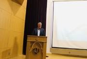 امیر خانزادی: جبهه استکبار از نظامی به اقتصادی تغییر کرده است/ فریب لبخند شیاطین و استکبار جهانی را نخوریم