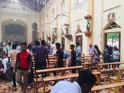 تصاویر | ۶ انفجار مرگبار در سریلانکا | ۱۶۰ نفر کشته شدند، ۳۰۰ نفر زخمی