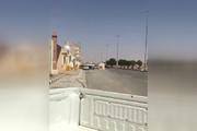 فیلم | حمله مسلحانه به یک مرکز پلیس در عربستان