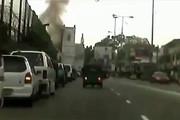 فیلم | لحظه انفجار کلیسای سنت آنتونی در سریلانکا