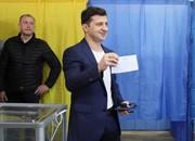یک کمدین رئیس جمهور اوکراین میشود؟