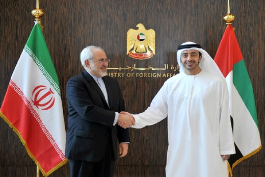 امارات علیرغم ایرانستیزی با تهران روابط گسترده دارد