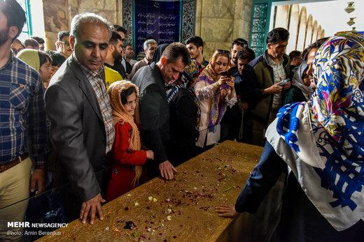 اول اردیبهشت، روز بزرگداشت سعدی شیرازی