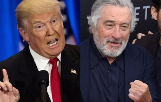 حمله دوباره ستاره هالیوود به ترامپ