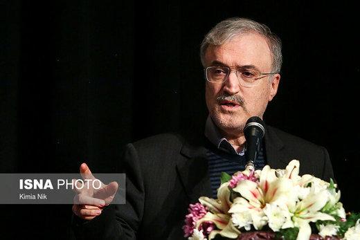 وزیر بهداشت: رانت را جمع خواهم کرد