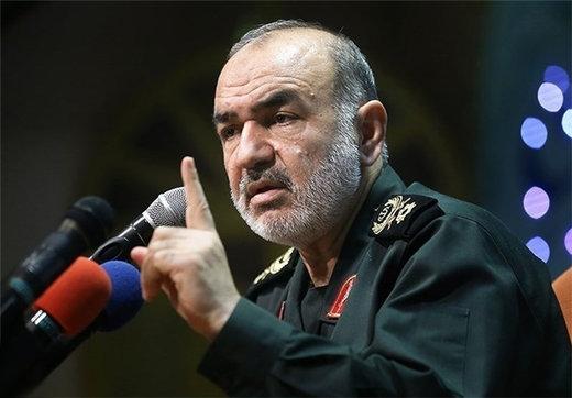 فرمانده کل سپاه: آماده کمک به ملت آمریکا هستیم /اظهارات آمریکاییها برای کمک به ملت ایران دروغ و فریب است