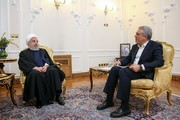 Pres Rouhani urges developing tourism infrastructures