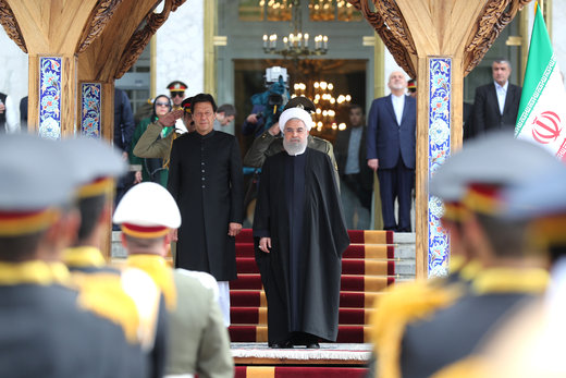 روحانی: ایران و پاکستان برای ایجاد نیروی واکنش سریع توافق کردند