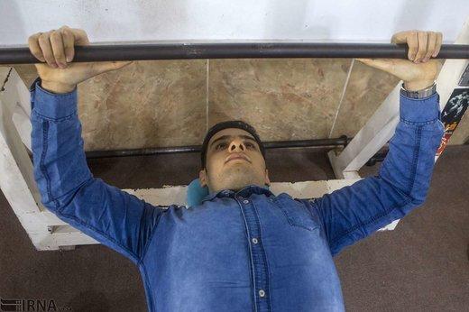 ثبت تازهترین رکورد کاهش وزن جهان توسط جوان گیلانی