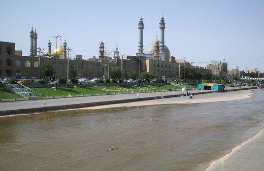 شبکه جمعآوری آبهای سطحی در قم ضعیف است/ پسزدگی فاضلاب در برخی از مناطق شهر