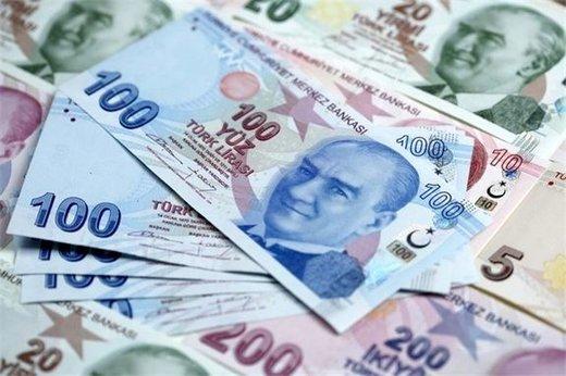 لیر ترکیه دوباره ریخت