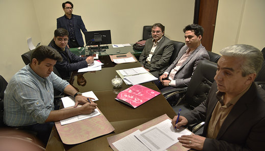 داوری نهایی سومین مرحله فراخوان عمومی جذب ایده مرکز نوآوری دانشگاه شهرکرد