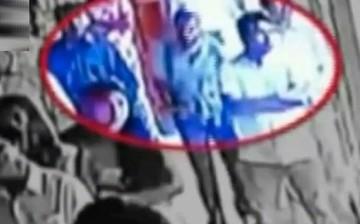 فیلم   تصاویر دوربینهای مداربسته از بمبگذار کلیسای سریلانکا