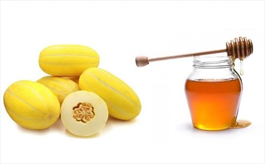 همزمان خربزه و عسل بخورید،می میرید؟!