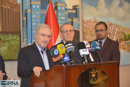 Iran seeking joint investment in Iraq's pharmaceutical sector