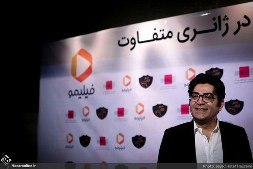 طراح «رالی ایرانی۲»: فرزاد حسنی جاسوس میفرستاد تا بفهمد چه خبر است!