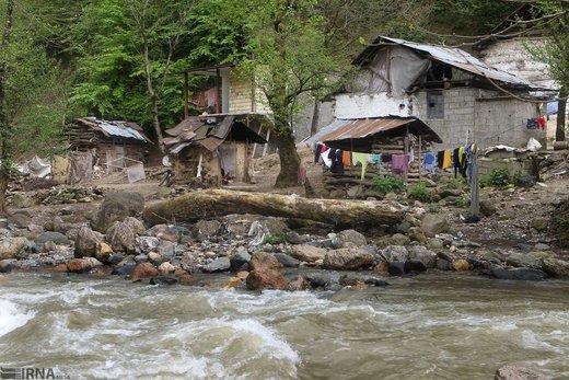ساخت واحدهای مسکونی در حاشیه رودخانهها و مسیلهای استان گیلان