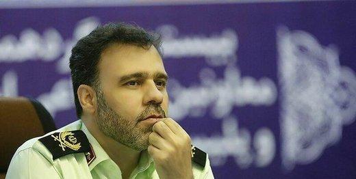 سردار منتظرالمهدی سخنگو و معاون ستاد مبارزه با موادمخدر شد