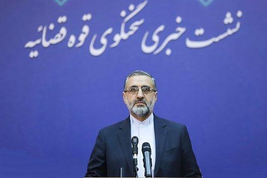 اعلام آمار بازداشتی های حوادث اخیر/ تعقیب حقوقی ترور سردار سلیمانی