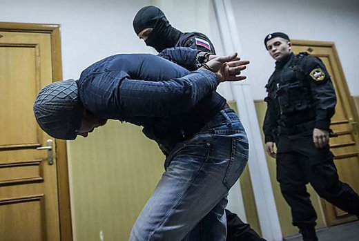 دستگیری ۹ داعشی در مناطق مختلف روسیه