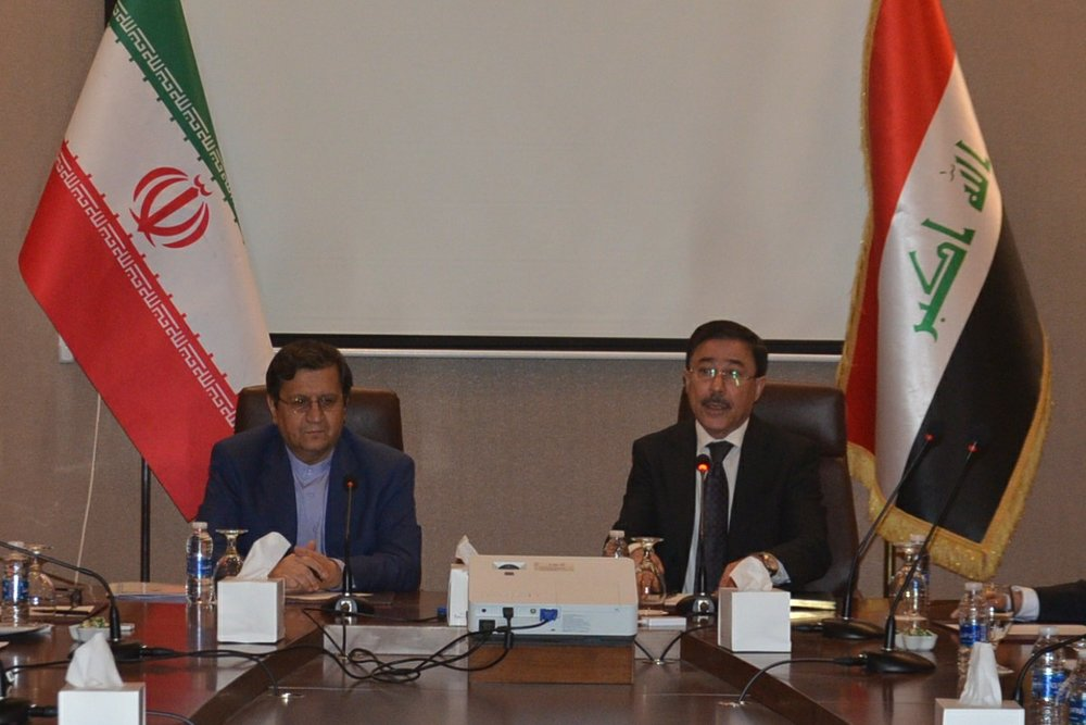 Iran CBI chief in Baghdad for talks with Iraqi officials