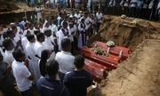 ۱۵ جسد در سریلانکا کشف شد