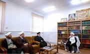 5 توصیه و راهکار مهم آیت الله مکارم شیرازی به رئیس قوه قضاییه