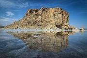 حجم آب دریاچه ارومیه به ۵.۰۳ میلیارد مترمکعب رسید