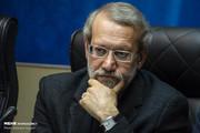 لاریجانی: آمریکا با تحریمهای مضاعف بهدنبال تحت فشار قرار دادن ایران است