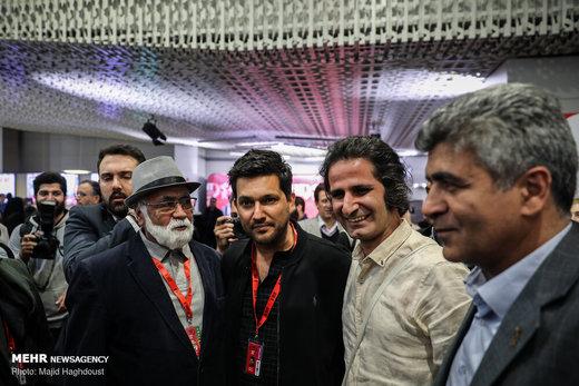 ششمین روز سیوهفتمین جشنواره جهانی فیلم فجر