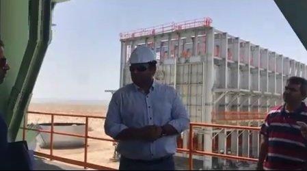 فیلم | جایی که قرار است سومین مرکز تولید فولاد ایران شود