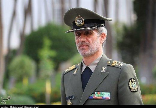 الدفاع الایرانية: الامن المستديم من ثمار جهود قوى الامن الداخلي