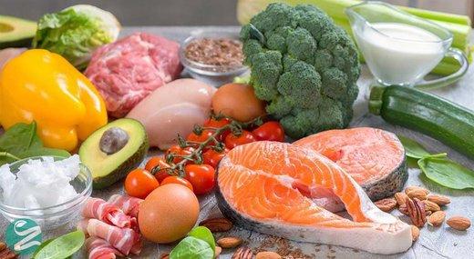 کدام رژیم غذایی مانع پرخوری است؟