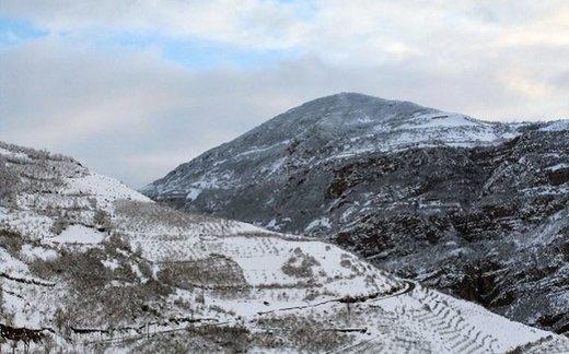 برف در تهران/ سردترین نقطه استان تهران کجاست؟