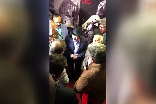 فیلم | وقتی علی نصیریان، میرکریمی را به یاد نمیآورد!