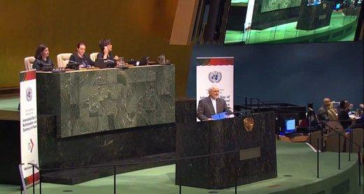 وزیر خارجه دست آمریکا را برای جهان رو کرد