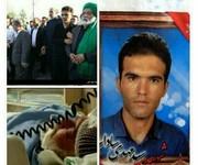 آیا پدر شهید مدافع حرم، به خاطر افعانی بودن، با پنجه بوکس مورد ضرب و شتم قرار گرفته؟