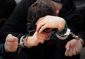 سارقان خشن در چنگال پلیس