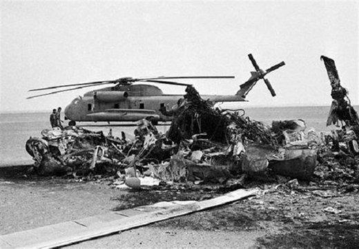 اولین گزارشگران حادثه بزرگ طبس چه کسانی بودند؟ / عکس