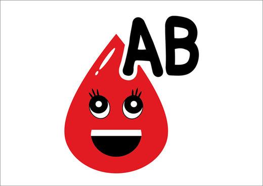 افراد با گروه خونی AB چه ویژگیهایی دارند؟