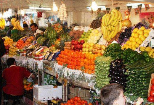 قیمت میوه به زودی کاهش مییابد