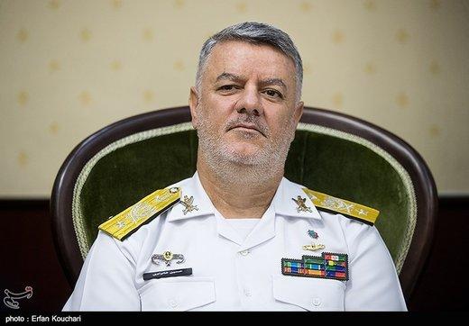 ارتش در عملیات سپاه علیه پهپادهای آمریکا در خلیج فارس نقش داشته است؟