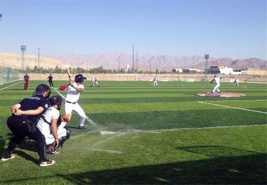 مرحله نهایی لیگ بیسبال کشور به میزبانی استان البرز