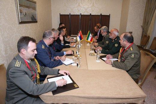 وزیر دفاع صربستان برای کدام اقدام از ایران تشکر کرد