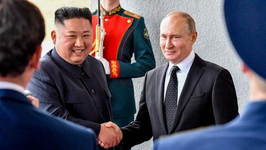 ترامپ به خاطر «اون» از پوتین تشکر کرد