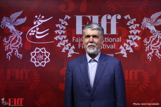 نظر وزیر ارشاد درباره توقف اکران «رحمان ۱۴۰۰» و ادغام دو جشنواره ملی و جهانی فجر