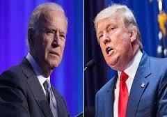 واکنش کنایه آمیز ترامپ به اعلام نامزدی جو بایدن برای 2020