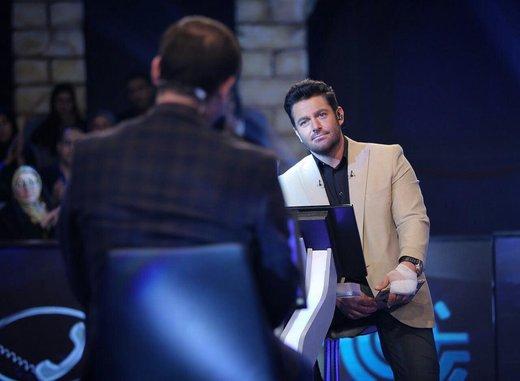 فیلم | در آوردن ادای «محمدرضا گلزار» و برنامهاش در تلویزیون