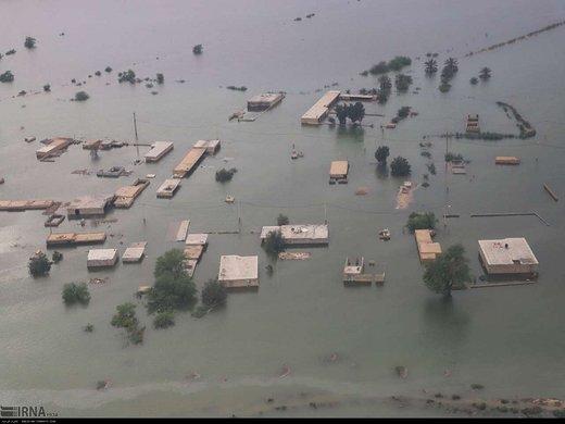 سیلزدگان خوزستان در ۲۶ اردوگاه اسکان داده شدند